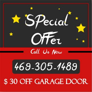Special Offer Garage Door